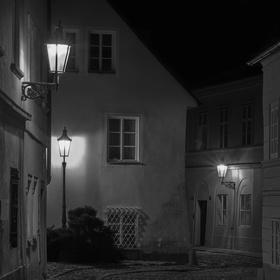 večerní ticho