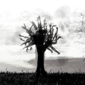 strom rukou