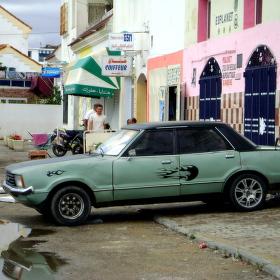 Tunis - Tabarka - ze života