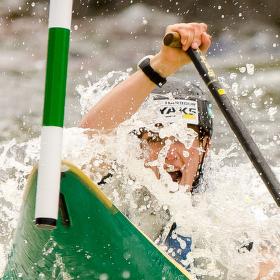 ICF canoe slalom - World Cup 2014, Prague