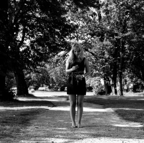 Cestička v parku