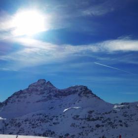 lyžařský ráj