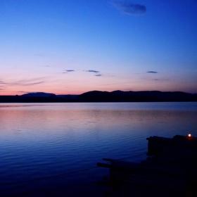 Romantika u vody...
