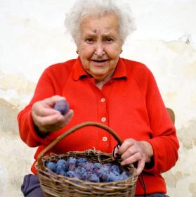 Babička z Nové Vsi