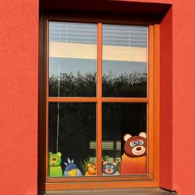 Veselé okno