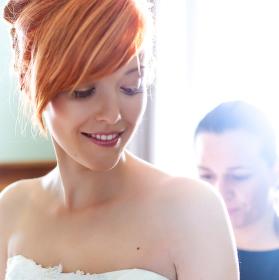 Jedna svatební póza