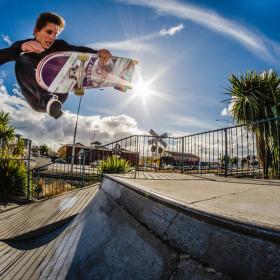 New Zealand Skate Style
