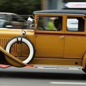 Cadillac La Salle 1927