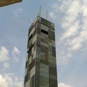 Chmelová věž v Žatci