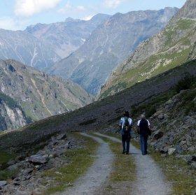 Toulky Tyrolskem
