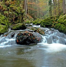 Když řeka čaruje