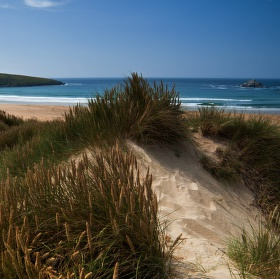 Crantock beach 2...