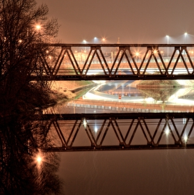 Industriální most