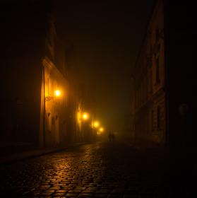 Dobrodružství v temných uličkách