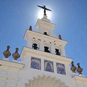 Kostelík El Rocío