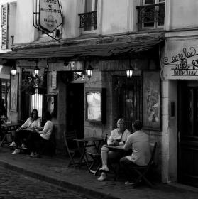 Čas na francouzskou kávičku