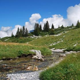 Horská řeka
