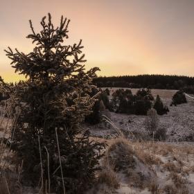 Vánoční šumavské Zhůří 5