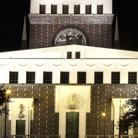 Kostel Nejsvětějšího Srdce Páně na Vinohradech