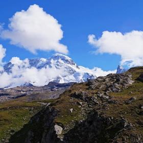 Výlet na malý Matterhorn (3883m)