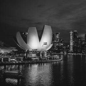 Marina Bay Singapur