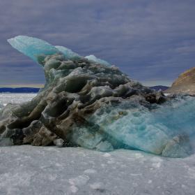 Barevný led