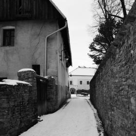 stará ulička