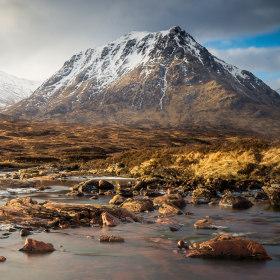Buachaille Eite Mòr, Skotsko