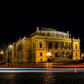 Noční Rudolfinum