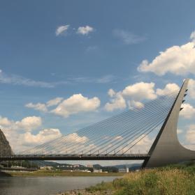Mariánský most - Ústí nad Labem.