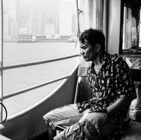 Honk Kong ferry