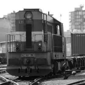 Vlak...