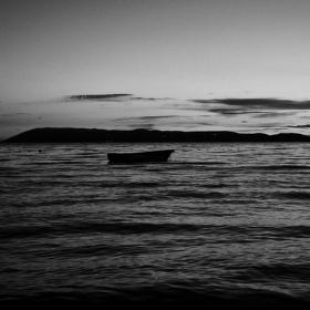 Opuštěná loďka