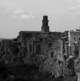Pitigliano-Malý Jeruzalém