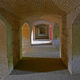 Monostori Erőd - pevnost Monostor - Komárom