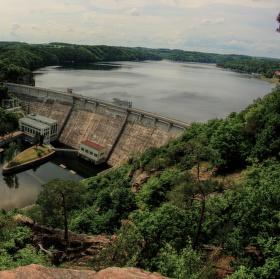 zamek vranov a vranovska přehrada
