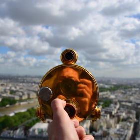 Eiffelův kolimátor