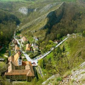 Svatojánské údolí