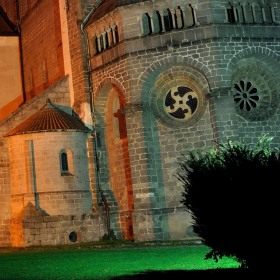 Noční bazilika