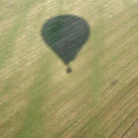Z balónu