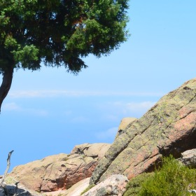 Korsická krajina