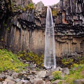 Svartifoss, Island