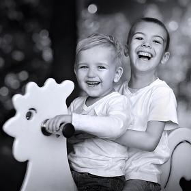 Radostné dětsví