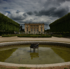 Malý Trianon - Versailles