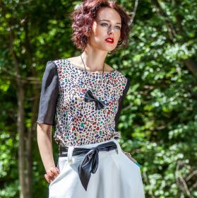 Fashion by Lucie V. K.