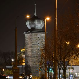 1. noc v Praze