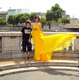 Kráska v Paříži