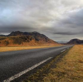 Island, silnice č. 1