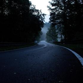 Temná cesta
