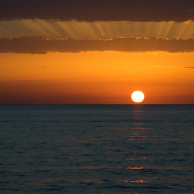 Ještě jeden západ slunce